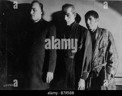 Le Chat Noir Année: 1934 USA Réalisateur: Edgar G. Ulmer Boris Karloff