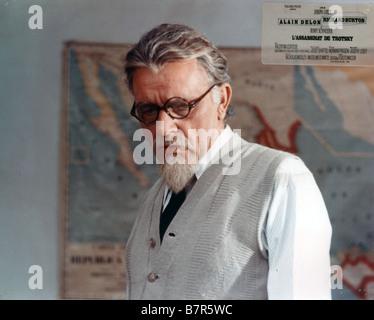 L'Assassinat de Trotsky Année: 1972 - UK Richard Burton Réalisateur: Joseph Losey Banque D'Images