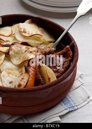 Le Lancashire hotpot traditionnels