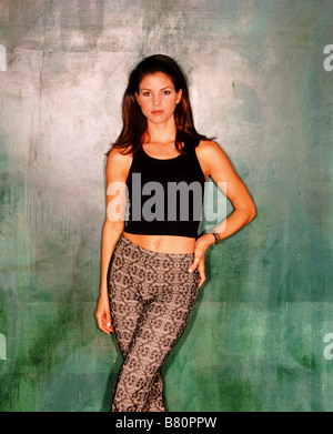 Buffy the Vampire Slayer Série TV 1997-2003 USA créé par Joss Whedon Charisma Carpenter Banque D'Images