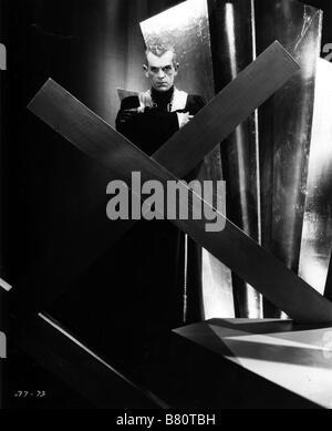 Le Chat Noir Année: 1934 USA Boris Karloff, Directeur: Edgar G. Ulmer