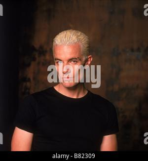 Buffy the Vampire Slayer Série TV 1997-2003 USA créé par Joss Whedon James Marsters Banque D'Images