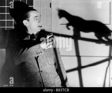Le Chat Noir Année: 1934 USA Bela Lugosi Réalisateur: Edgar G. Ulmer