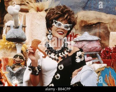 Le Flintstones in Viva Rock Vegas Année: 2000 - USA Joan Collins Réalisateur: Brian Levant Banque D'Images