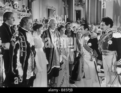 Marie Walewska Conquest (1937) États-Unis Greta Garbo, Henry Stephenson, Charles Boyer, Alan Marshal Directeur: Banque D'Images