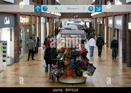 Selbourne walk shopping centre, Walthamstow, Londres, Angleterre Banque D'Images