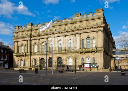 Mairie, Blackburn, Lancashire, England UK Banque D'Images