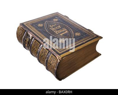 Ancienne Sainte Bible illustrée