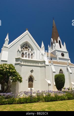 L'Moederkerk ou Stellenbosch Église Réformée hollandaise à Stellenbosch, Afrique du Sud