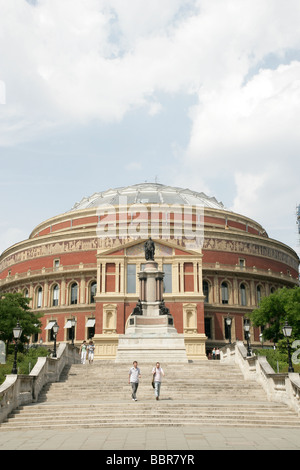 Le Royal Albert Hall, Londres, Angleterre, Royaume-Uni Banque D'Images