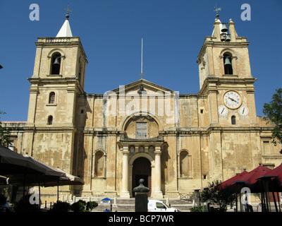 St John's co-cathédrale, San Gwann, Misrah off Triq Ir-Repubblika, Valletta, Malte, Méditerranée, Europe