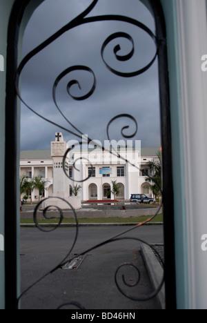 Le Palais du Gouvernement à Dili au Timor oriental