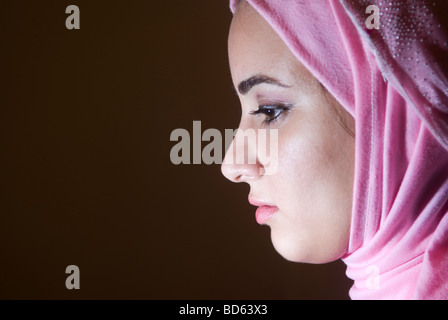 Les jeunes femmes musulmanes qui envisagent de