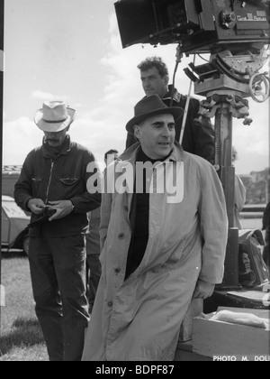 Le gentleman d'Epsom Année: 1962 Réalisateur: Gilles Grangier Gilles Grangier Shooting photo Banque D'Images