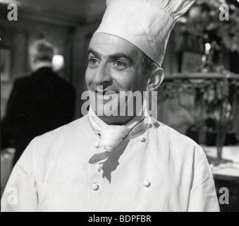 Le gentleman d'Epsom Année: 1962 Réalisateur: Gilles Grangier Louis de Funès Banque D'Images