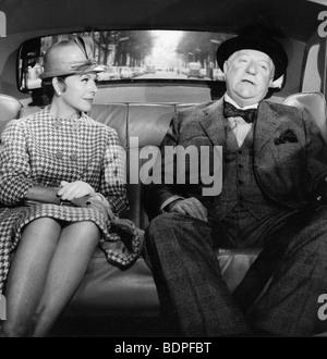 Le gentleman d'Epsom Année: 1962 Réalisateur: Gilles Grangier Jean Gabin, Madeleine Robinson Banque D'Images