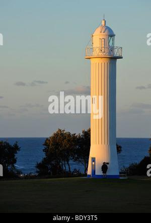 Phare, Yamba, New South Wales, Australie