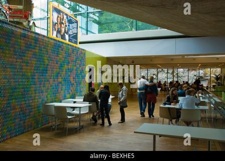 Världskulturmuseet le Musée des Cultures du Monde à Göteborg en Suède Europe Banque D'Images