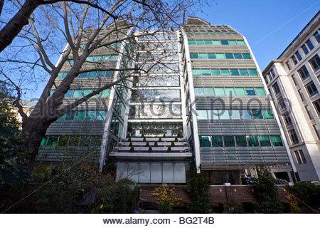 Siège social de Lloyds Banking Group, 25 Gresham Street, Londres Banque D'Images
