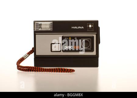 Disque rétro droite vue de l'appareil photo Banque D'Images
