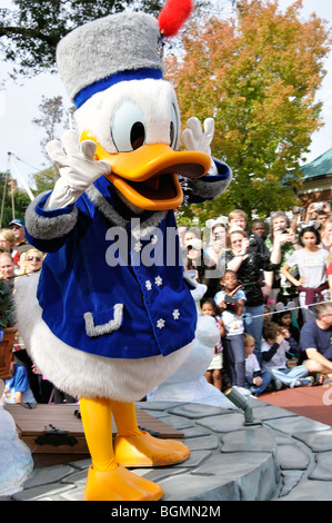 Disneyworld, Orlando, Floride, USA Banque D'Images