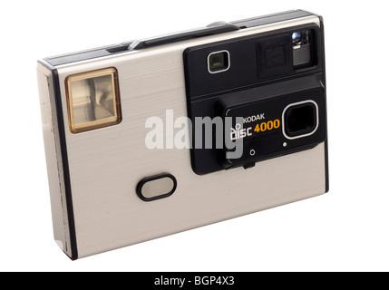 Appareil photo Kodak Disc Banque D'Images