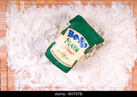 Être-RO de farine. Banque D'Images