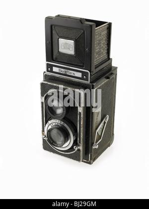Appareil photo Zeiss vintage Banque D'Images