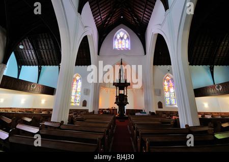 Église Moederkerk, Stellenbosch, Province du Cap, Afrique du Sud, l'Afrique