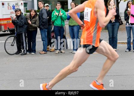 New York City Marathon 2009 Banque D'Images