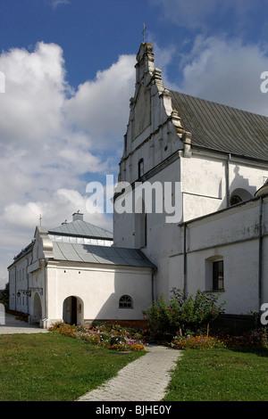 Liubar,Lubar,église dominicaine de Michel Archange,1752,Oblast de Zhytomir,ouest de l'Ukraine Banque D'Images