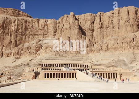 Temple d'Hatshepsout Banque D'Images