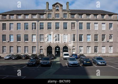 Vieux Glasgow High School Elmbank Street Glasgow Ecosse Banque D'Images