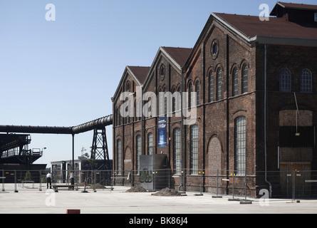 Salles de l'ex-smelledery Phoenix West, aujourd'hui partie d'une entreprise et de la technologie park, Horde, Dortmund, Banque D'Images