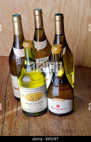 Vin blanc du Jura, domaine de Montbourgeau' property