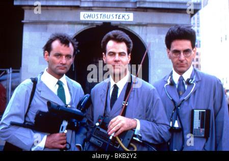 GHOSTBUSTERS (1984) Bill Murray, dan aykroyd, harold ramis, GHB 019 Banque D'Images