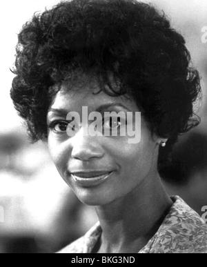 Collier BLEU -1978 CHAMPS PUCE Banque D'Images