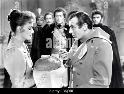 La CONQUÊTE (1937) MARIE WALEWSKA (ALT) GRETA GARBO, CHARLES BOYER CQST 001 P Banque D'Images