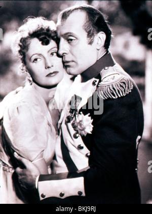 La CONQUÊTE (1937) MARIE WALEWSKA (ALT) GRETA GARBO, CHARLES BOYER, CLARENCE BROWN (DIR) CQST 001 Banque D'Images