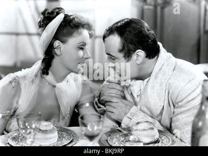 La CONQUÊTE (1937) MARIE WALEWSKA (ALT) GRETA GARBO, CHARLES BOYER CQST 004 P Banque D'Images