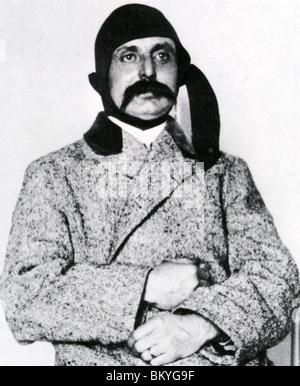 LOUIS BLÉRIOT - aviateur français (1872-1936) Banque D'Images