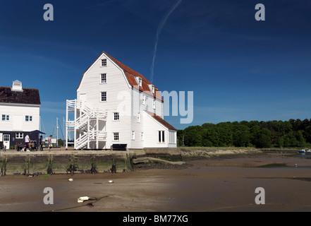 Moulin à marée de Woodbridge sur la rivière Deben Banque D'Images