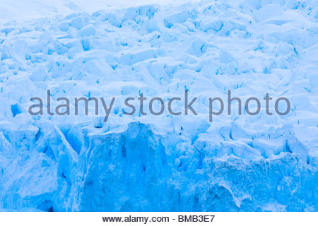 Glacier Antarctique Banque D'Images