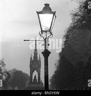Streetlight, photo gay de John. Londres, Angleterre, 1940