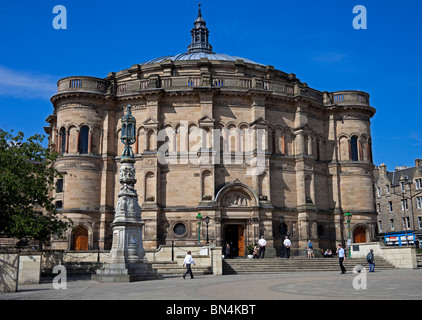 McEwan Hall, l'Université d'Edimbourg, Ecosse, UK Europe Banque D'Images