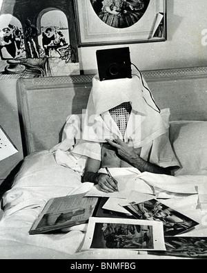 SALVADOR DALI (1984-1989) artiste espagnol Banque D'Images