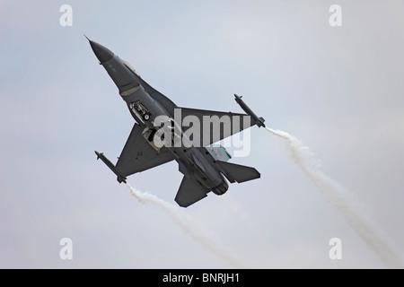 Farnborough Lockheed Martin F-16C Fighting Falco