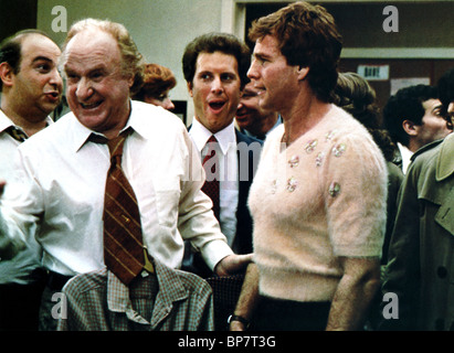 JACK WARDEN, Ryan O'NEAL, si fines, 1981 Banque D'Images