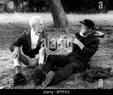 JERRY DESMONDE, NORMAN LA SAGESSE, LE DÉBUT DE L'oiseau, 1965 Banque D'Images