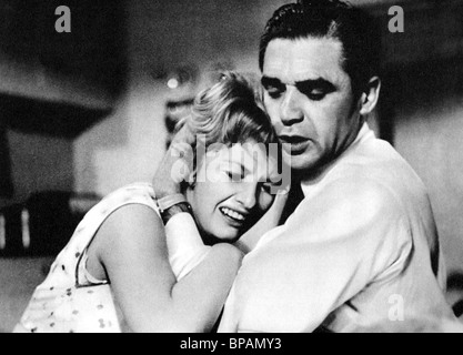 FAY ESPAGNE, STEVE COCHRAN, la beat generation, 1959